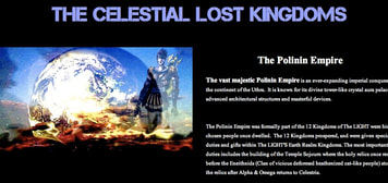 The Celestial Lost Kingdoms