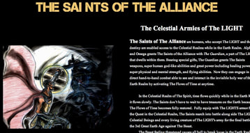The Saints of the Alliance